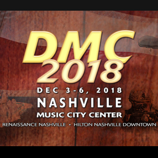 Defense Manufacturing Conference (DMC) 2018: Dec 3-8, 2018. Nashville Music City Center